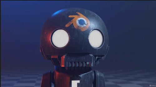 Udemy – Blender: How to Create the Tiny K-2SO Star Wars Robot