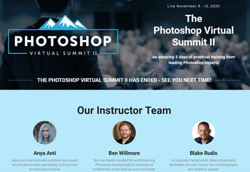 Photoshop Virtual Summit II
