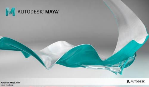 Autodesk Maya 2020.3 Win/Mac x64