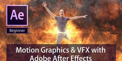 Skillshare - Adobe After Effects: The Complete Beginner Course (All Versions)
