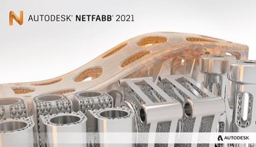 Autodesk Netfabb Ultimate 2021.1 R1 Win x64