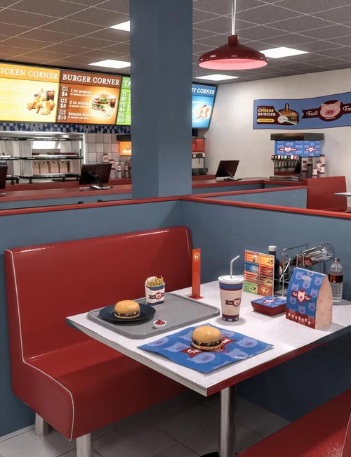 FG Fast Food
