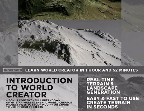 Gumroad - Introduction To World Creator by Travis Davids