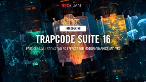 Red Giant Trapcode Suite 16.0 Win