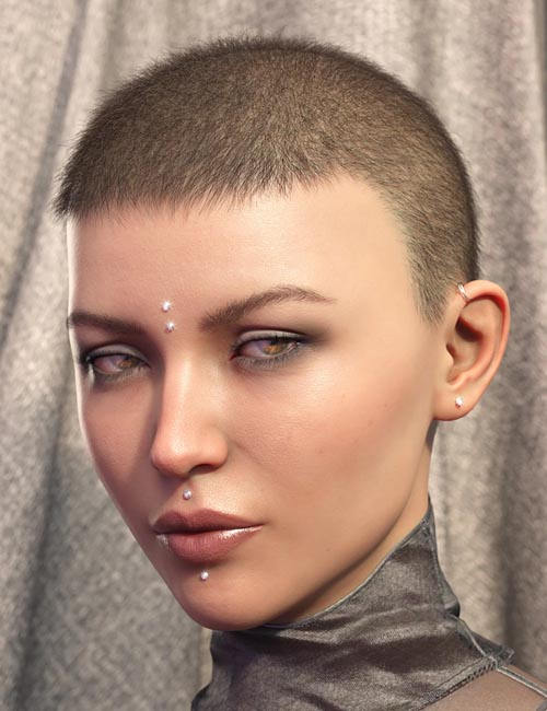 LI La Femme Hair for Genesis 8 Female(s)