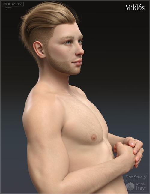 Miklos for Genesis 8 Male