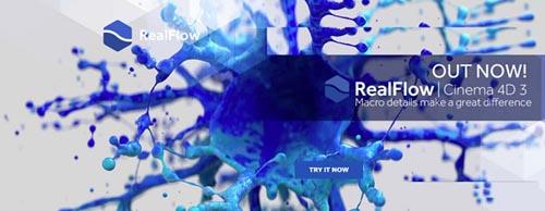 NextLimit RealFlow C4D 3.2.2.0054 Win