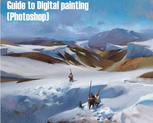Gumroad – Guide to Digital Painting in Photoshop – Ivan Laliashvili