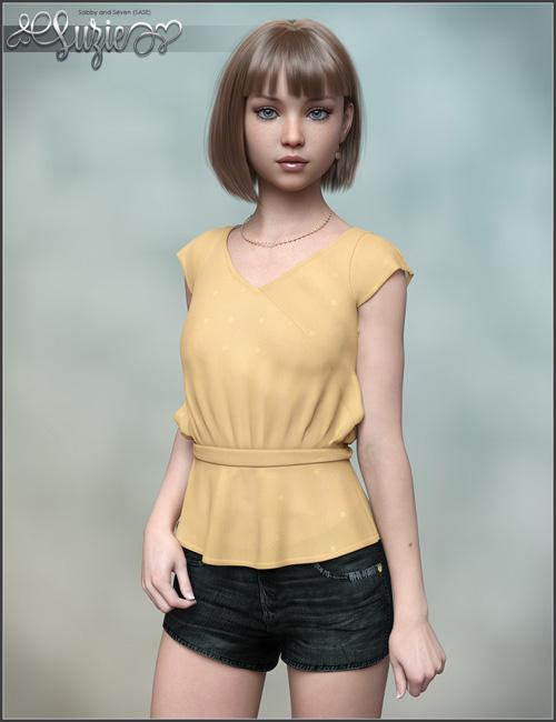 SASE Suzie for Genesis 8