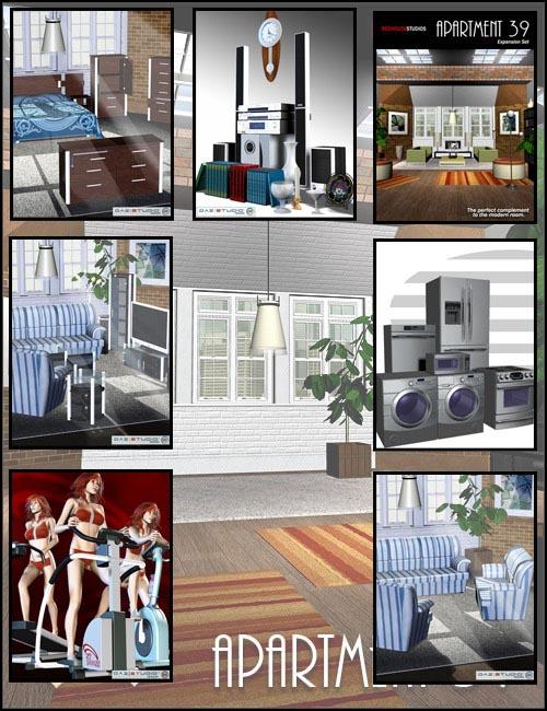 Modern Apartment Bundle