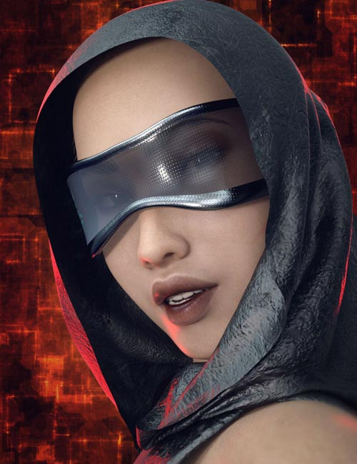 Gothica For Genesis 8 Female And Cyberpunk Place