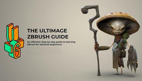 3D Concept Artist – The Ultimate Zbrush Guide – Pablo Munoz Gomez