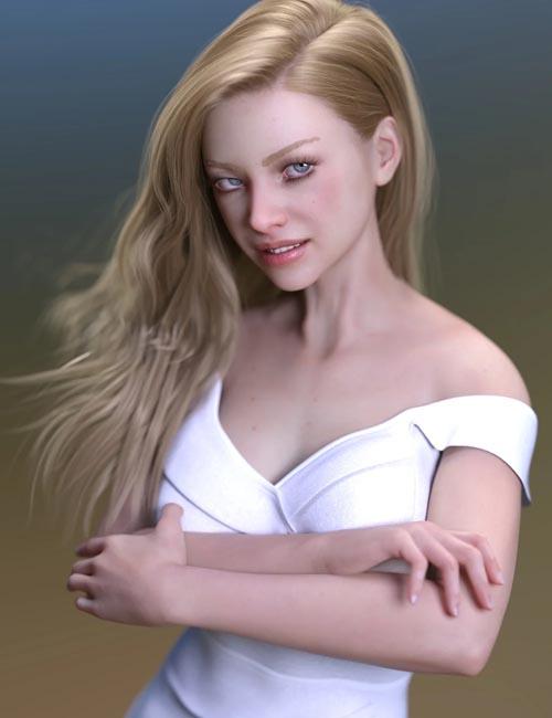 Lara HD for Genesis 8 Female