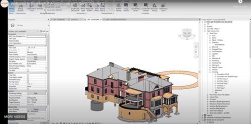 Hyperfine Architecture – Residential Architecture with Revit: Volume II