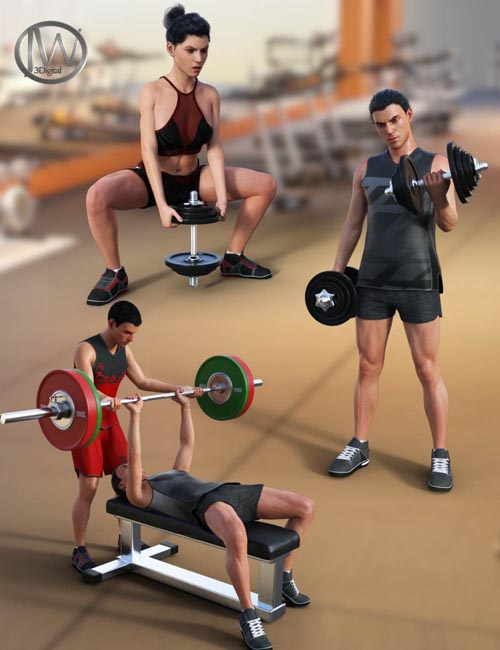 The Sweat It Out Fitness Bundle