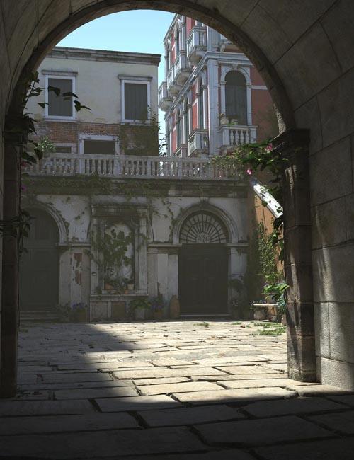 Courtyard Italia