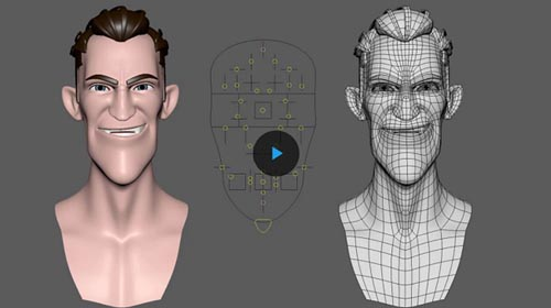 The Gnomon Workshop – Creating Stylized Facial Rigs For Production In Maya