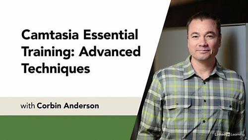 Lynda – Camtasia Essential Training: Advanced Techniques
