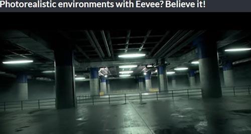CGcookie – Create Realistic Industrial Environments with Blender and Eevee