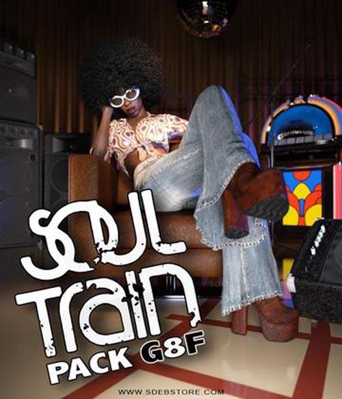 SoulTrain Pack G8F