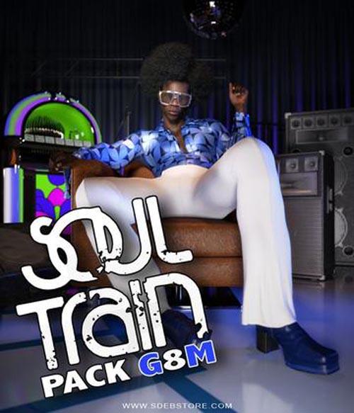 SoulTrain Pack G8M