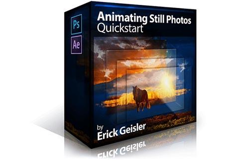 Photoserge – Animating Still Photos Quickstart With Erick Geisler
