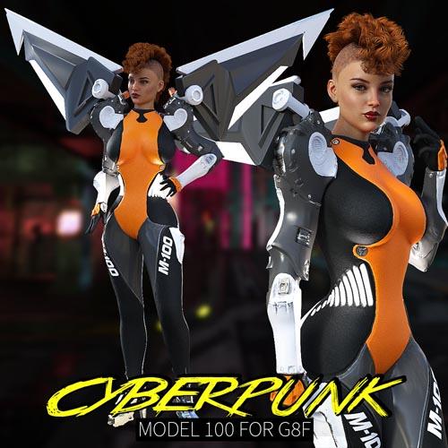 Cyberpunk Model 100 for G8F