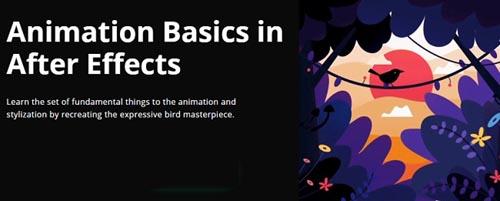 Motion Design School – Expressive Bird Animation