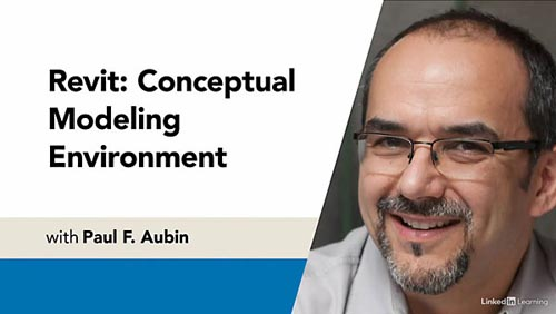 LinkedIn – Revit: Conceptual Modeling Environment