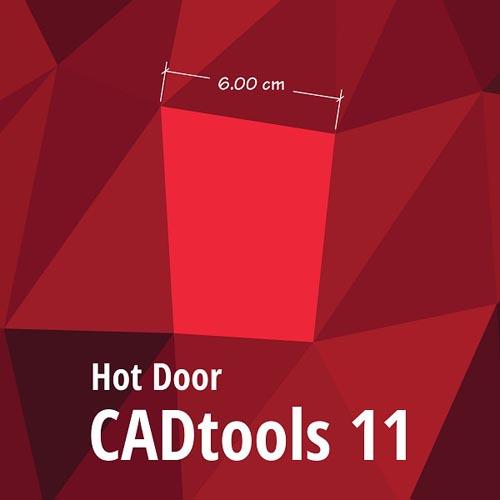 Hot Door CADtools 12.2.6 for Adobe Illustrator Win x64
