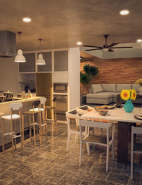 Sleek Modern Home
