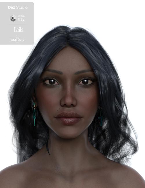 Leila For Genesis 8 Female