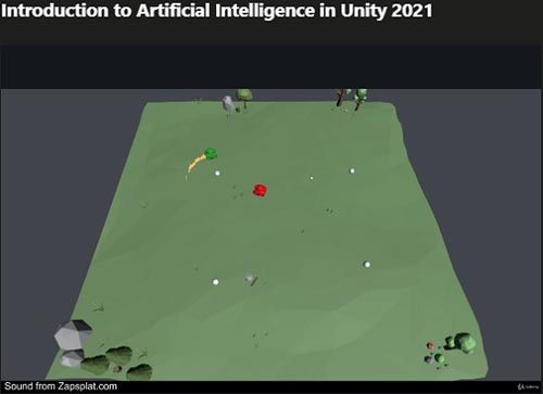Udemy – Introduction to Artificial Intelligence in Unity 2021