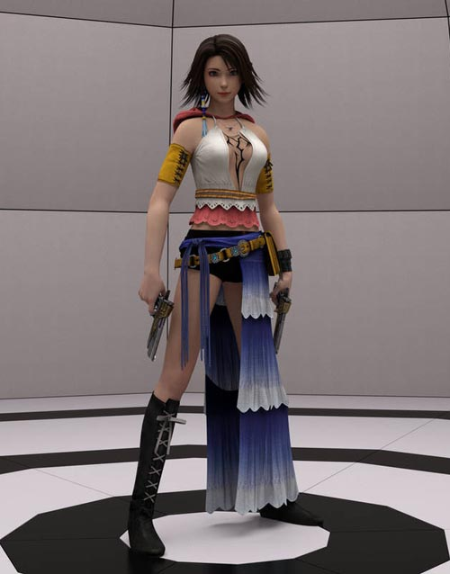 Gunner Yuna for G8f and G8.1F
