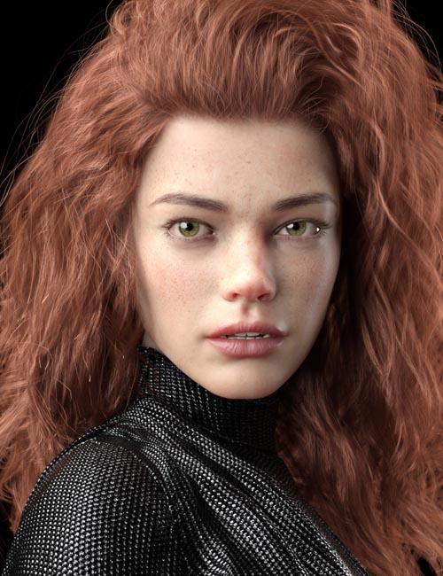 Jade HD for Genesis 8.1 Female