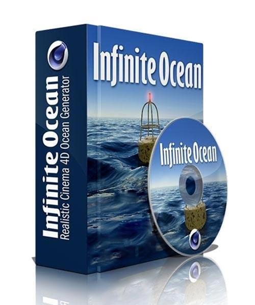 Infinite Ocean v1.5.4 for Cinema 4D Win/Mac