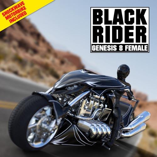 BLACK RIDER for G8F