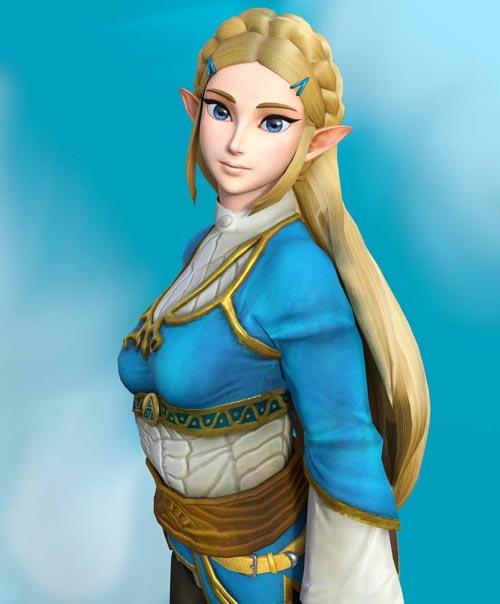 Zelda For G8F