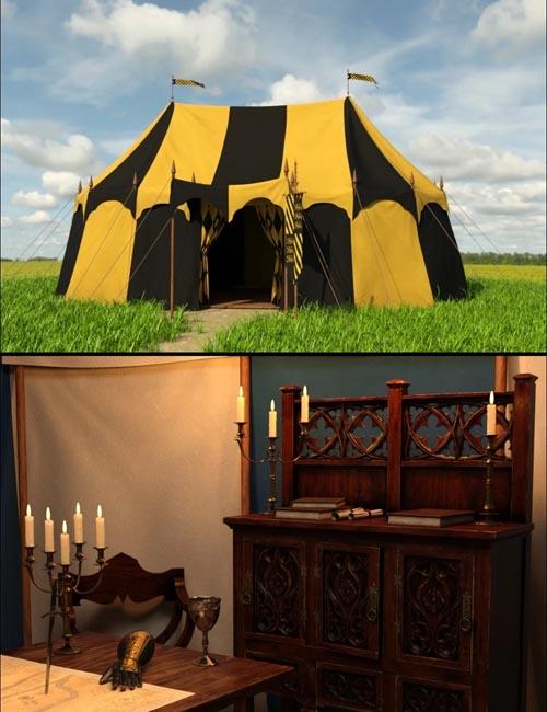 Commander's Tent Bundle