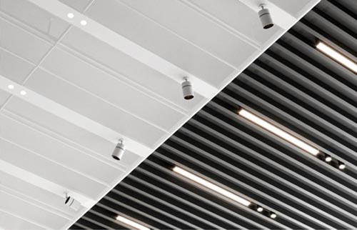 Suspended ceiling SAS International