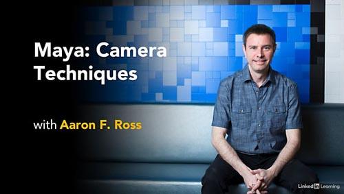 LinkedIn – Maya: Camera Techniques