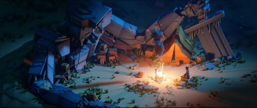 CGBoost Academy – Cubic Worlds Create Stunning Low Poly Animations in Blender