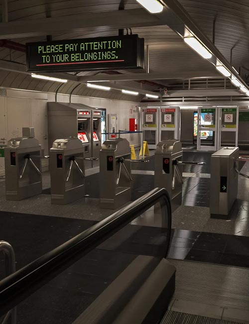 Subway Terminal
