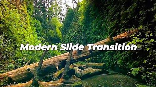 Modern Slide Transitions 755613 - Premiere Pro Templates