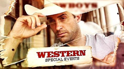 Western Opener 963038 - Premiere Pro Templates
