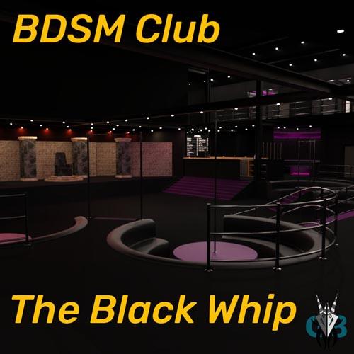 BDSM Club - The Black Whip