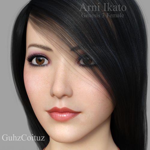 Arni Ikato for G3F