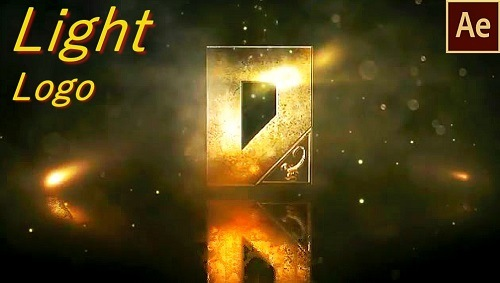 Light Logo Reveal 113857 - Project for After Effects