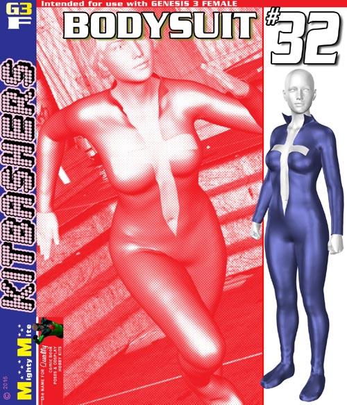 Bodysuit 032 MMKBG3F