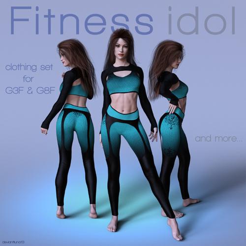 Fitness Idol Set